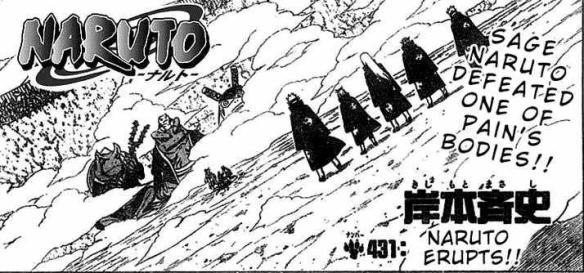 Naruto Manga 431 Discussion ۞ Prelude to Chapter 432 | Word