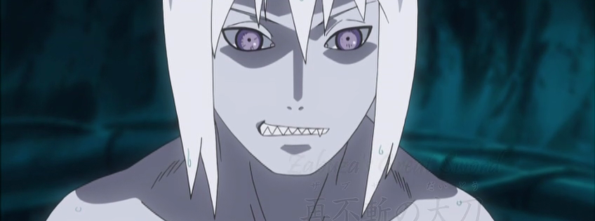 Naruto Shippuuden Episode 114: The Ominous Red Sky   Word On
