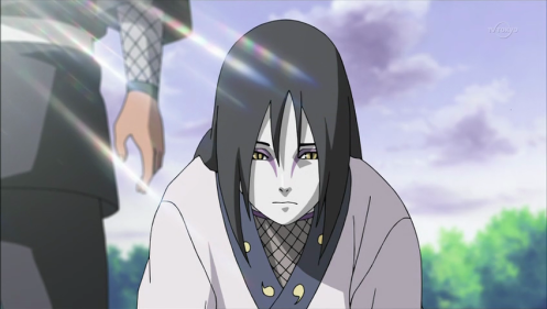 Naruto Shippuuden Episode 114: The Ominous Red Sky | Word On