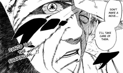 Holy Dojutsu!  Can someone tell me who does NOT have the Sharingan in this manga?!?