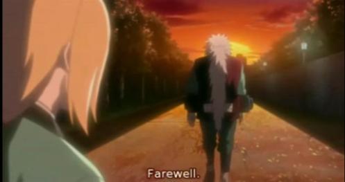 A sad, bittersweet farewell...