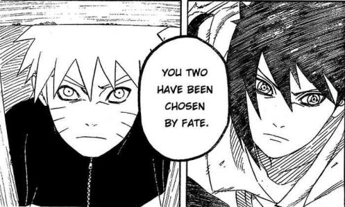Yeah, Madara.  But, whose fate are you talking about?  True fate or YOUR definition of fate?