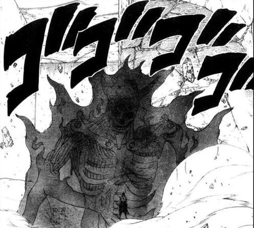 Size isn't always what counts, Sasuke...