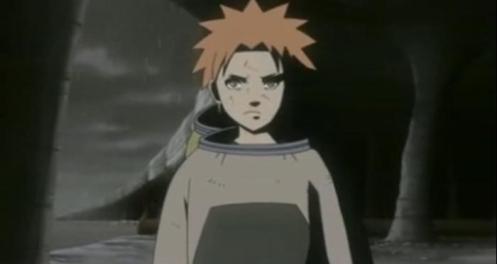 """Yahiko...the """"ringleader""""...and the future Akatsuki founding member"""