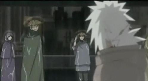 Um...Jiraiya?  It's time to make a hasty exit - preferably back to Konoha.