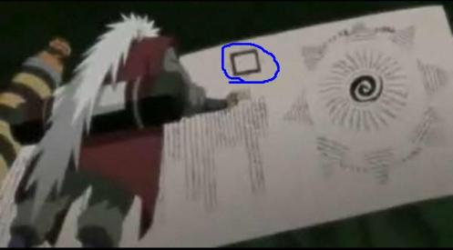 Jiraiya, now sign where indicated by the blue circle and we're good to go.